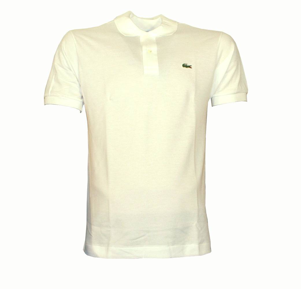 lacoste white polo shirt polo shirts from designerwear2u uk. Black Bedroom Furniture Sets. Home Design Ideas