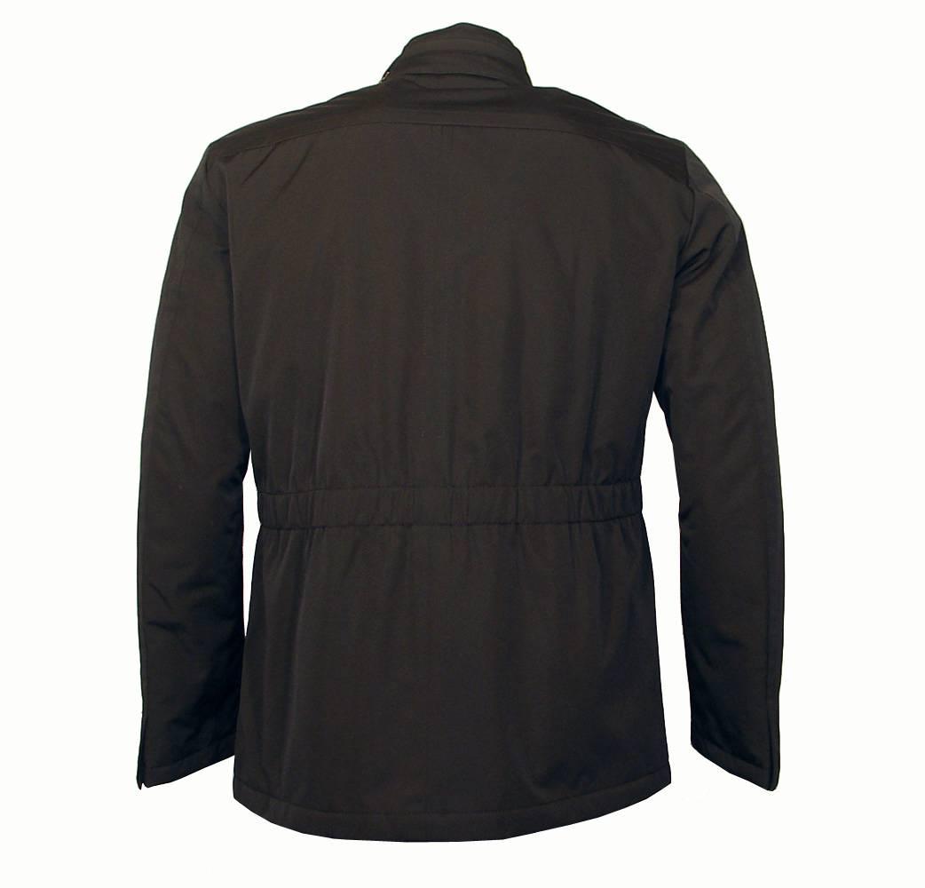 Hugo Boss Black Military Style Jacket - Jackets from ...