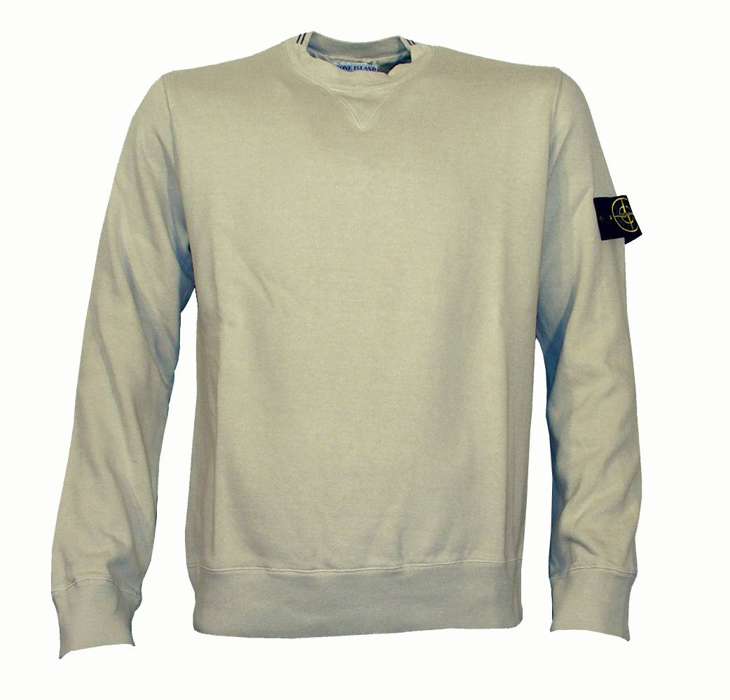 stone island plain grey sweatshirt sweatshirts from. Black Bedroom Furniture Sets. Home Design Ideas