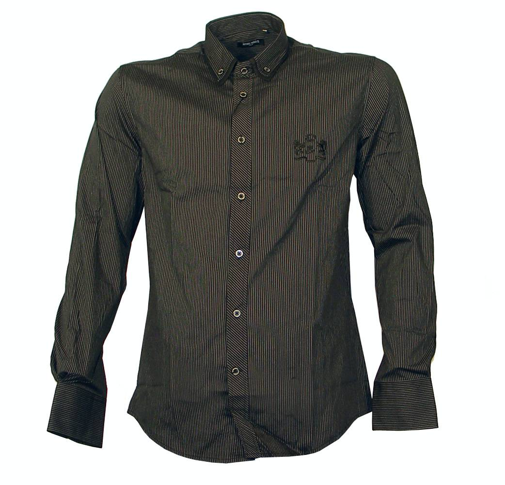 Find great deals on eBay for black pinstripe dress shirt. Shop with confidence.