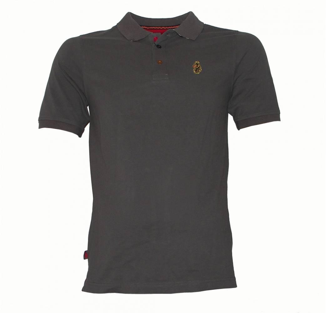Luke 1977 Williams Grey Polo Shirt Polo Shirts From
