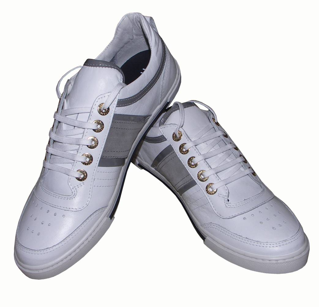antony morato white leather trainers footwear from designerwear2u uk. Black Bedroom Furniture Sets. Home Design Ideas
