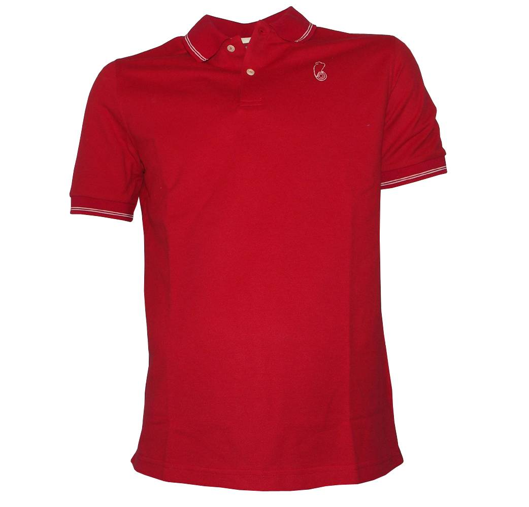 12th Man Firenze Red Polo Shirt Polo Shirts From