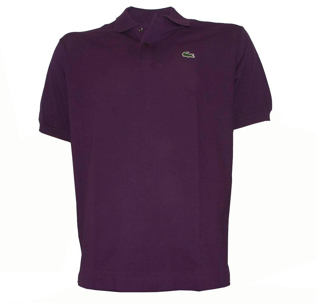 lacoste purple polo shirt polo shirts from designerwear2u uk. Black Bedroom Furniture Sets. Home Design Ideas