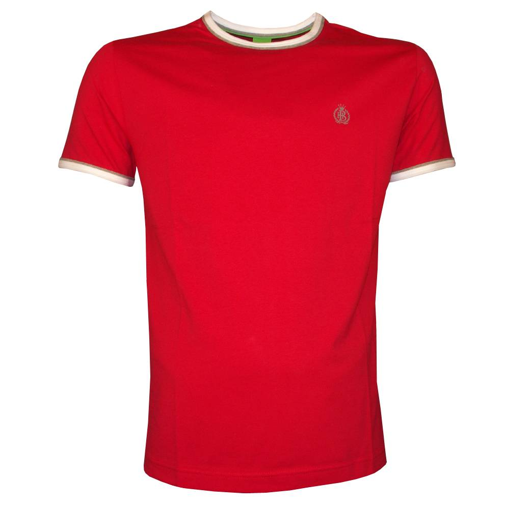 hugo boss green label red tox t shirt t shirts from