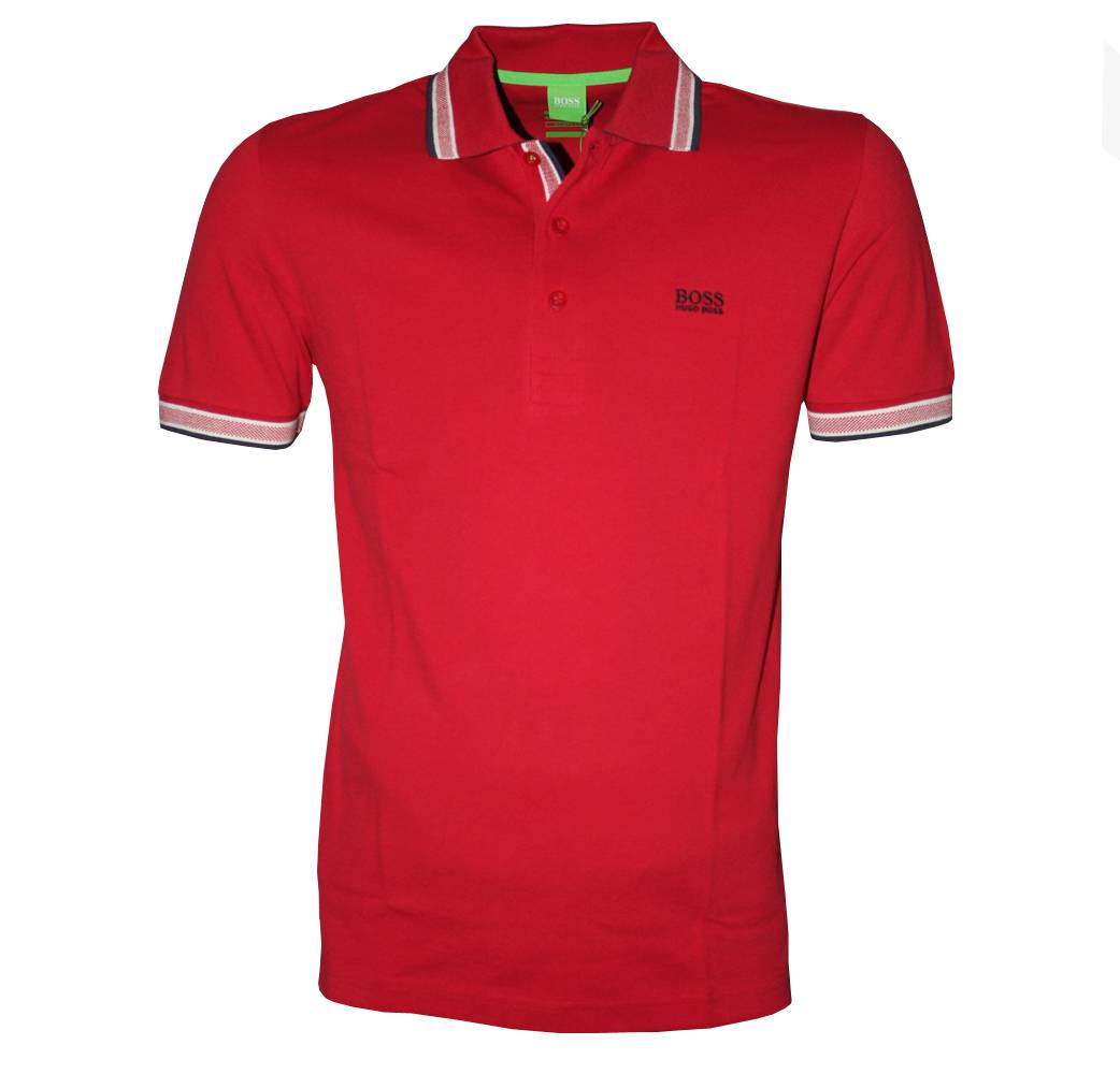 hugo boss red paddy polo shirt polo shirts from. Black Bedroom Furniture Sets. Home Design Ideas