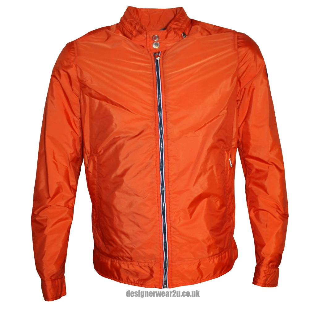 paul shark orange nylon jacket jackets from. Black Bedroom Furniture Sets. Home Design Ideas