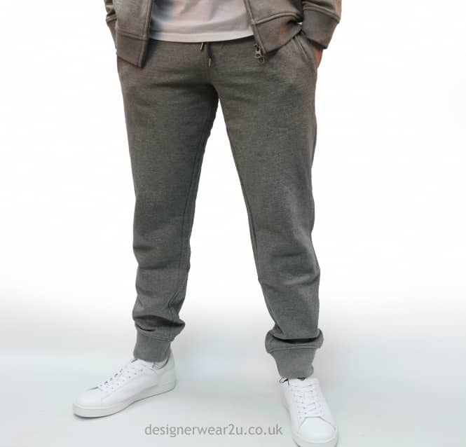 detailed look big discount timeless design Armani Jeans Armani Jeans Grey Tracksuit Bottoms