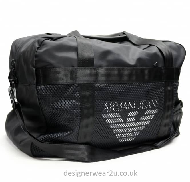Armani Jeans Armani Jeans Holdall with Large Logo