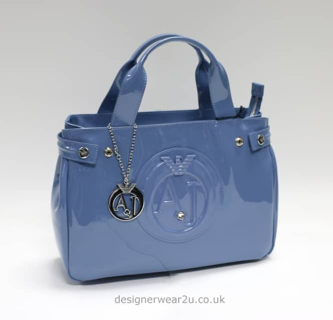 Find ARMANI JEANS WOMAN SHOPPING BAG BLUE. Shop every store on the ... 7351cd86d5633