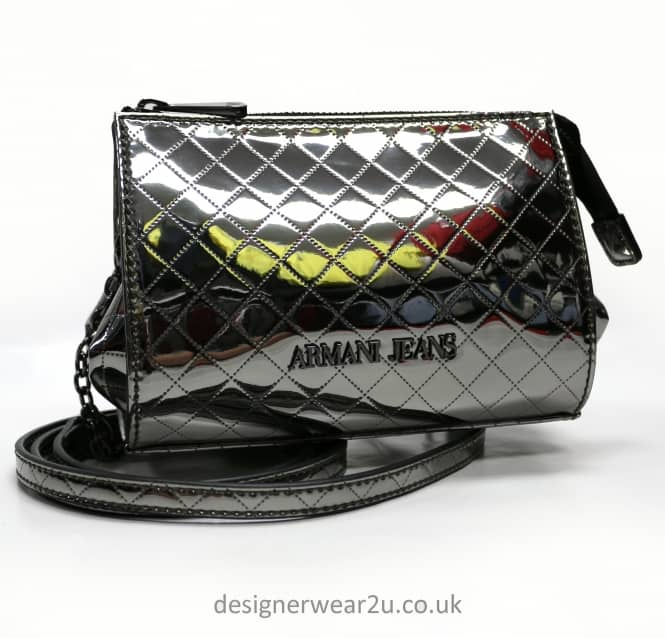 Find every shop in the world selling armani jeans print zip body bag ... 37a7b562ed63a