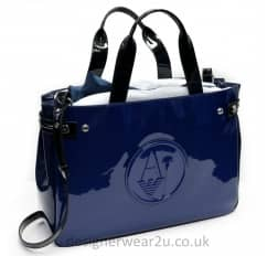 Armani Jeans Ladies Three Colour Tote Bag