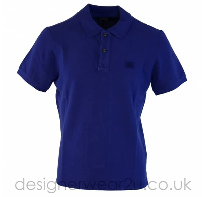 C.P Company CP Company Blue Regular Fit Polo