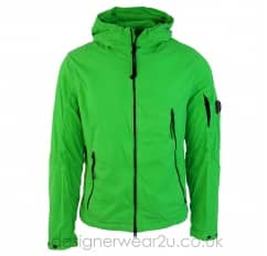 CP Company Green Jacket With Arm Lens