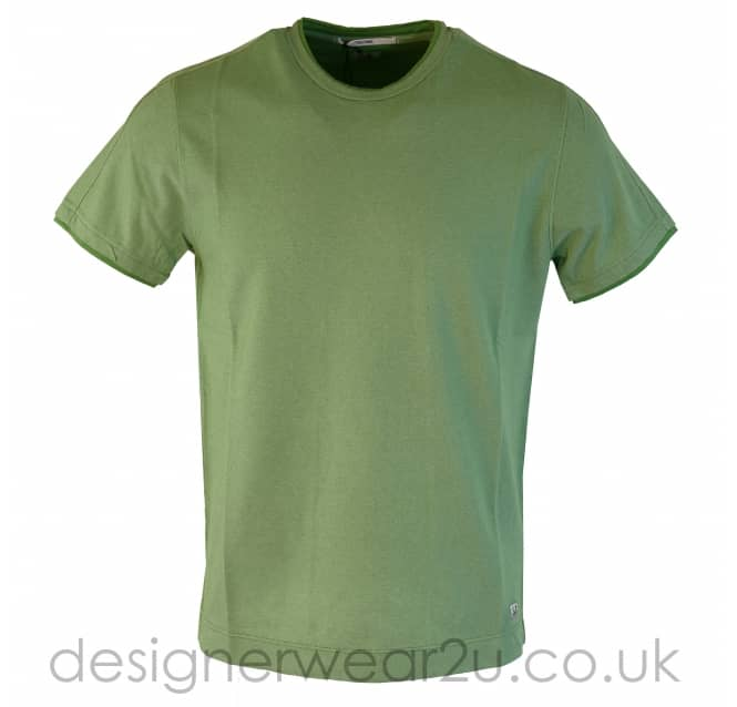 C.P Company CP Company Green Tacting Crew Neck T-Shirt