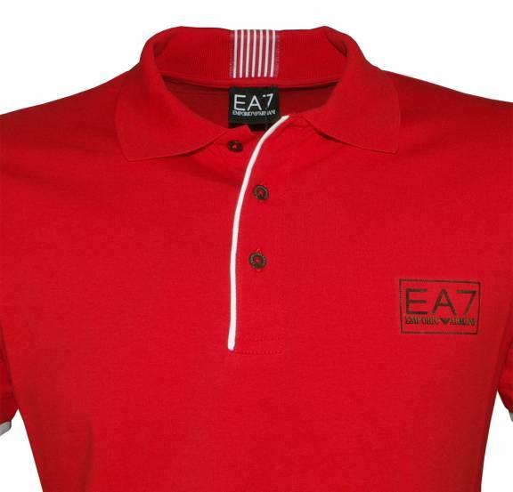 ea7 emporio armani polo shirt