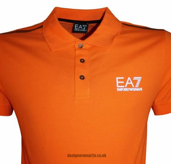 Armani Ea7 Polo Shirts