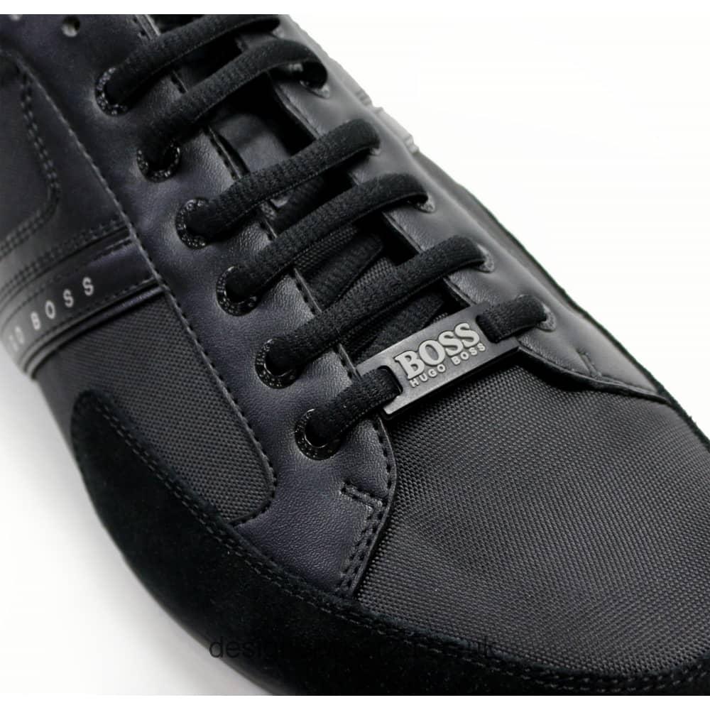 Hugo Boss Black Leather \u0026 Suede Mix