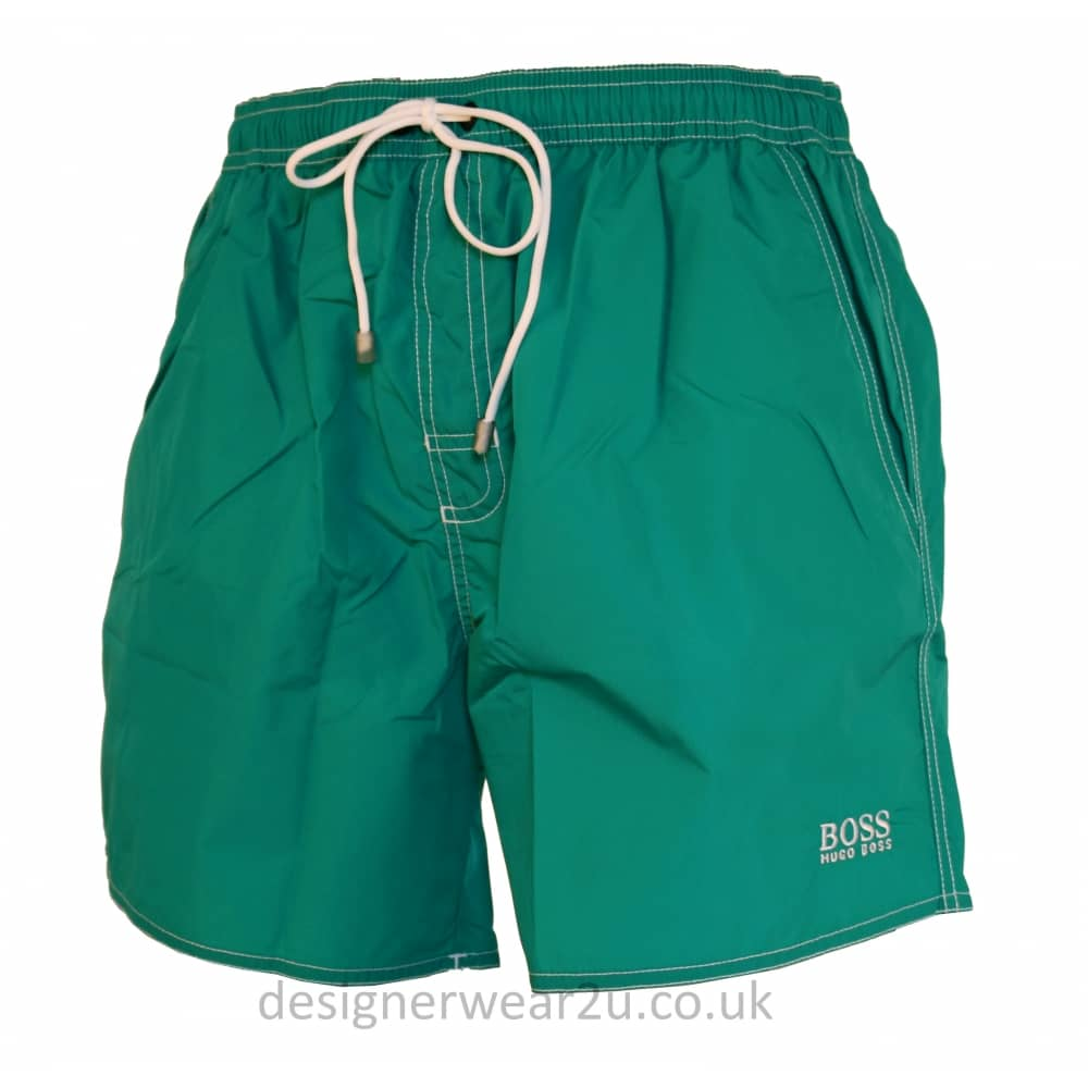 b5d418475e Hugo Boss Green Lobster Swim Shorts - Gift Ideas from DesignerWear2U UK