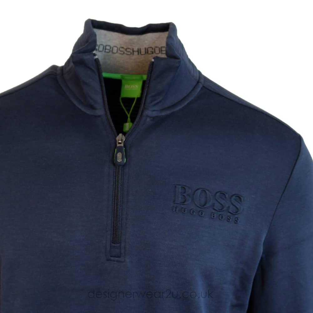 hugo boss zip sweatshirt Sale,up to 39% Discounts