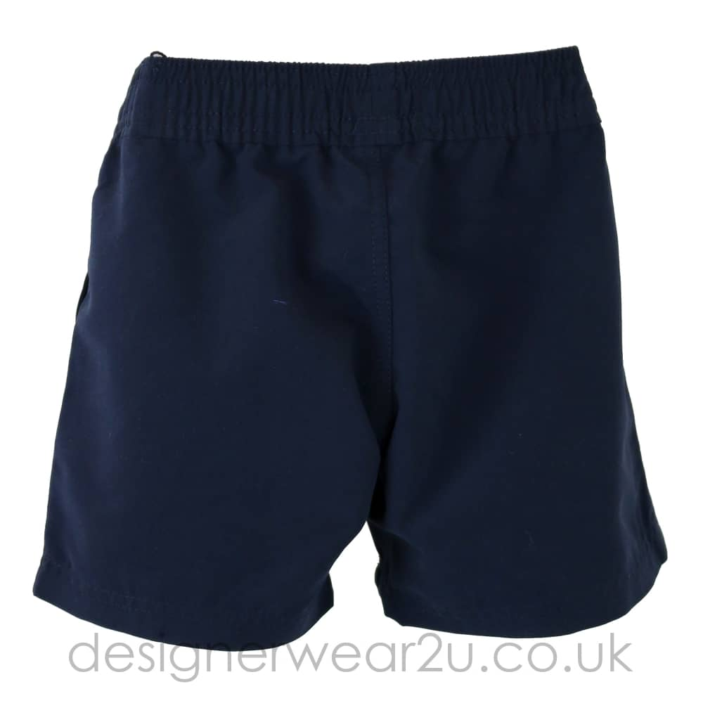 f110377a64 Hugo Boss Junior Hugo Boss Infant Swim Shorts with Large Logo in ...