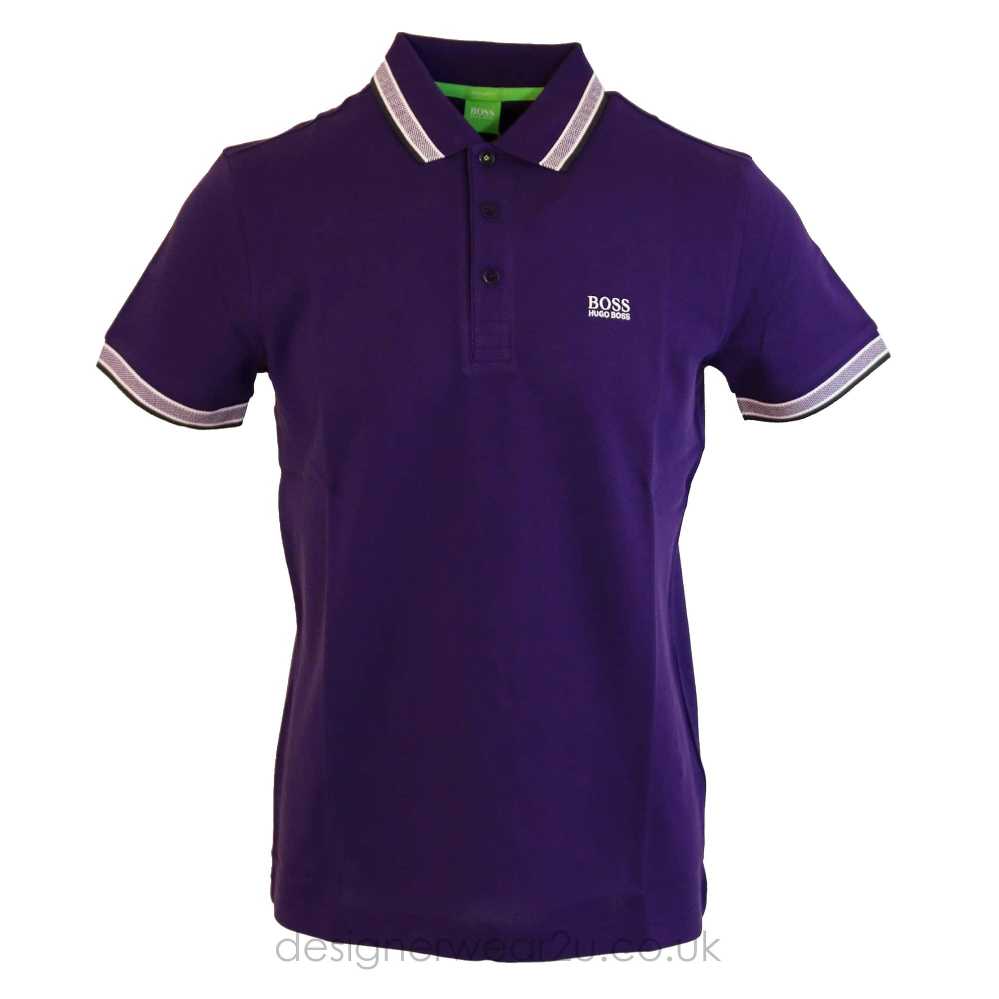 hugo boss purple