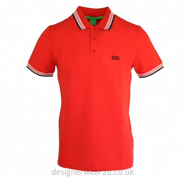 20c49b83d Find hugo boss golf shirt paddy pro 2 rococco red sp16. Shop every ...
