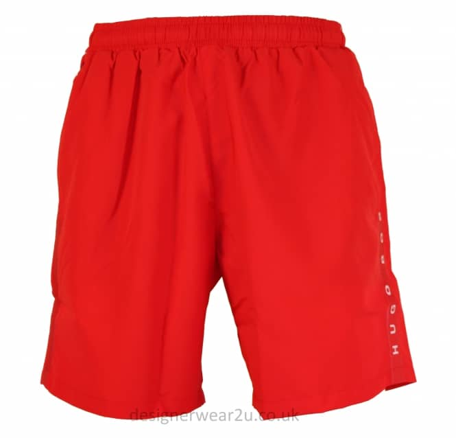 Hugo Boss Hugo Boss Red Seabream Swim Shorts