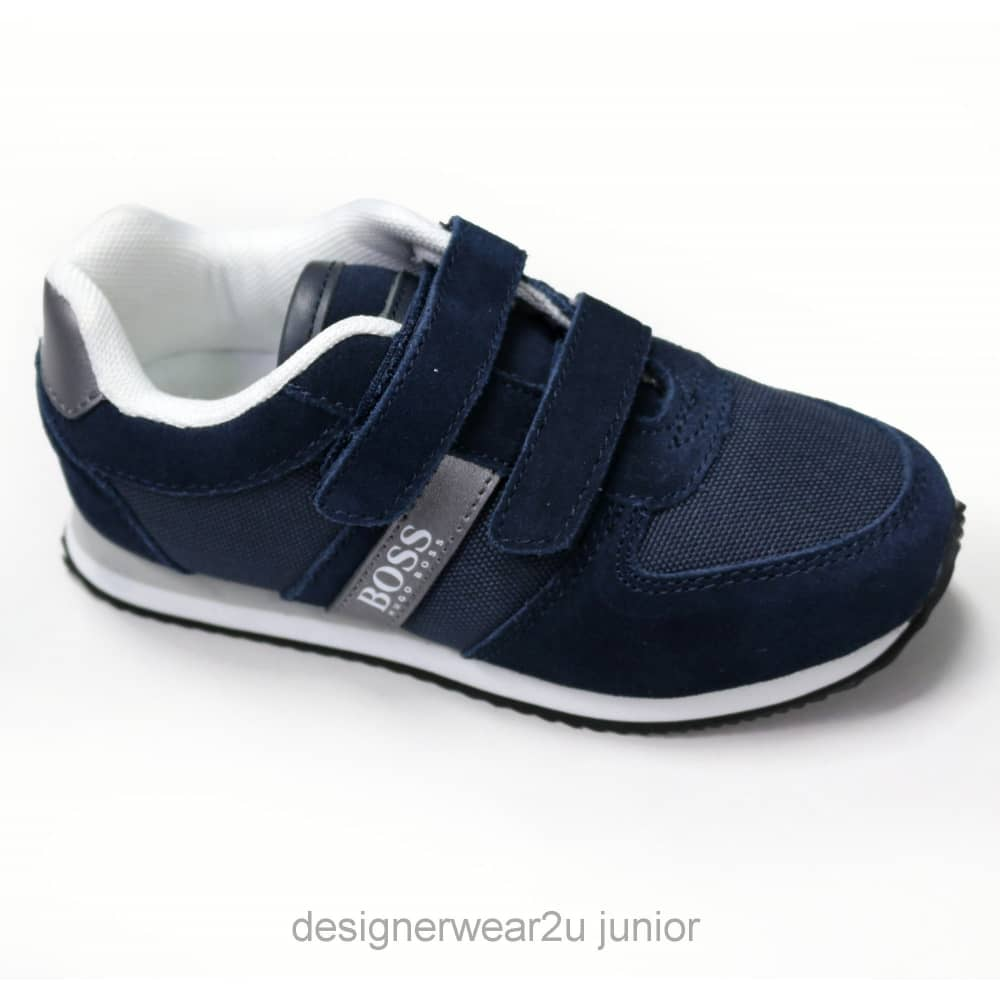 02d01cc0f42fc Kids Collection Kids Hugo Boss Trainers - Kids Collection from ...