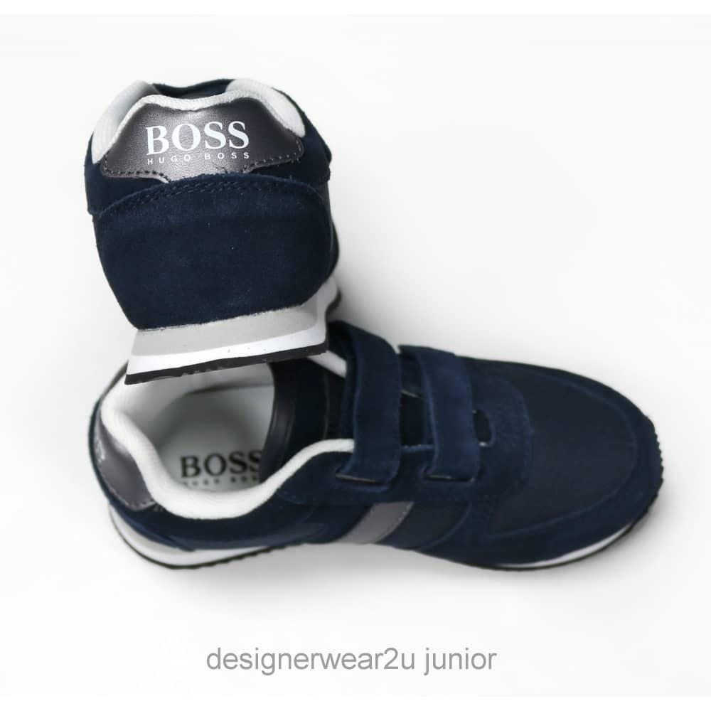 c6bd7cc018122 Kids Collection Kids Hugo Boss Trainers - Kids Collection from ...