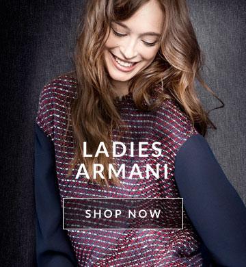 Ladies Armani