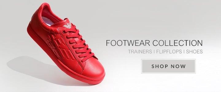 Armani hugo boss prada footwear