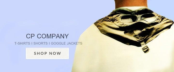 CP Company Goggle Promo