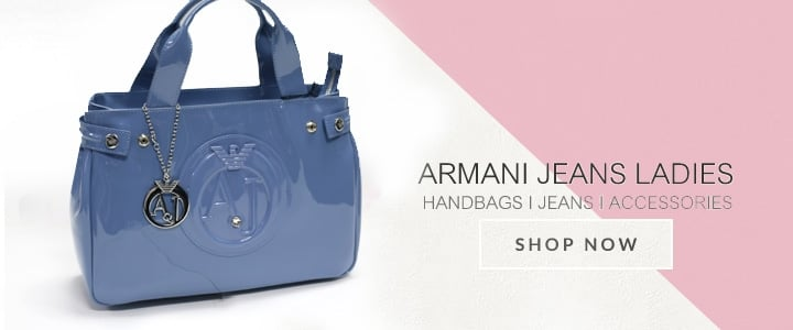 Armani Ladies handbags