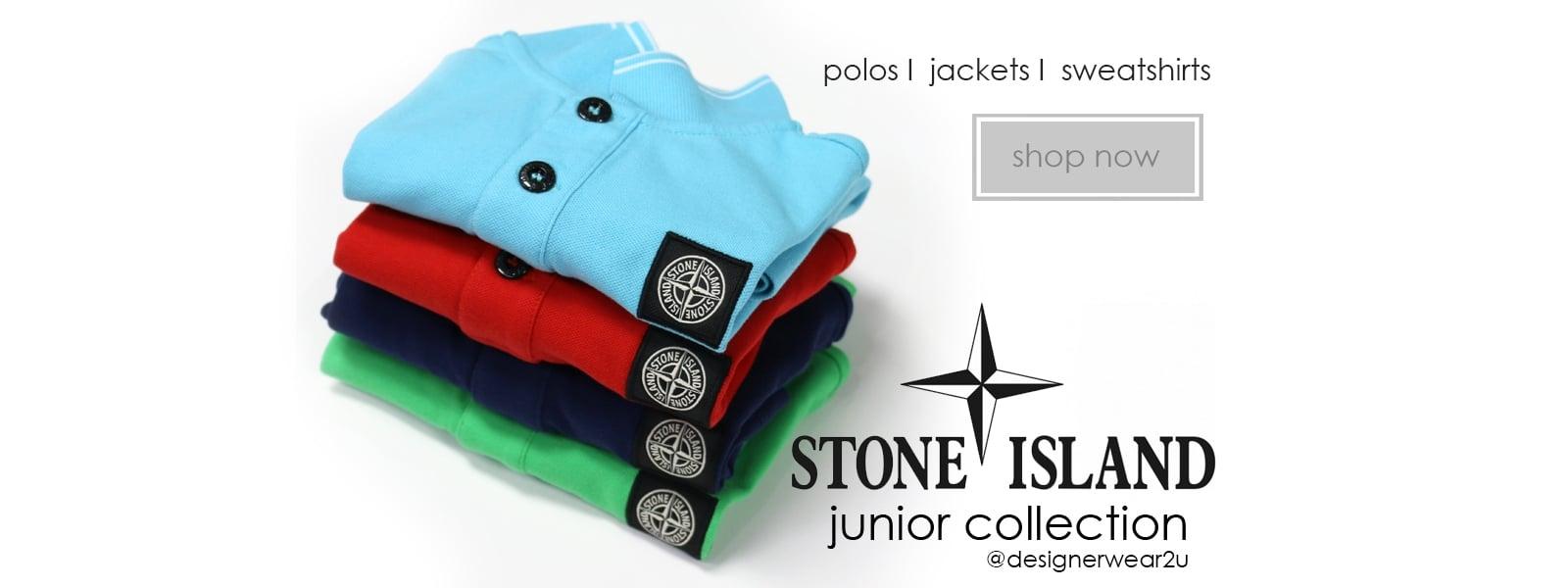 Stone Island Junior CP Company Hugo Boss Kids