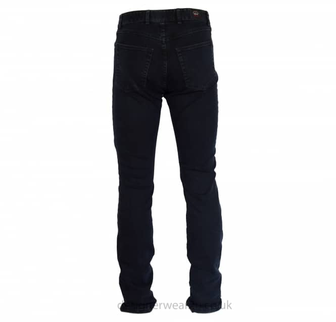 Paul & Shark Paul & Shark Dark Wash Regular Fitting Jeans