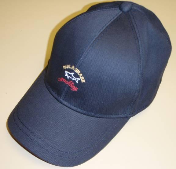 8076cf0fee1 Paul   Shark Paul and Shark Navy Cap - Headwear from DesignerWear2U UK