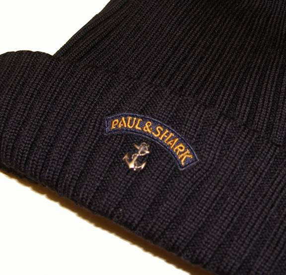 Paul   Shark Wool Beanie Hat (Various Colours) - Hats from ... d8f4cf987cdd