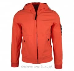 Stone Island Coral Hooded Soft Shell Jacket