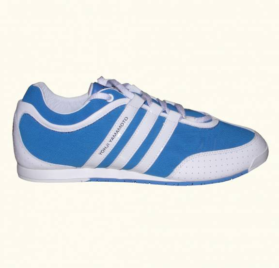 hot sale online 1cab3 d04b2 Y3 Blue and White Mesh Boxing Trainer