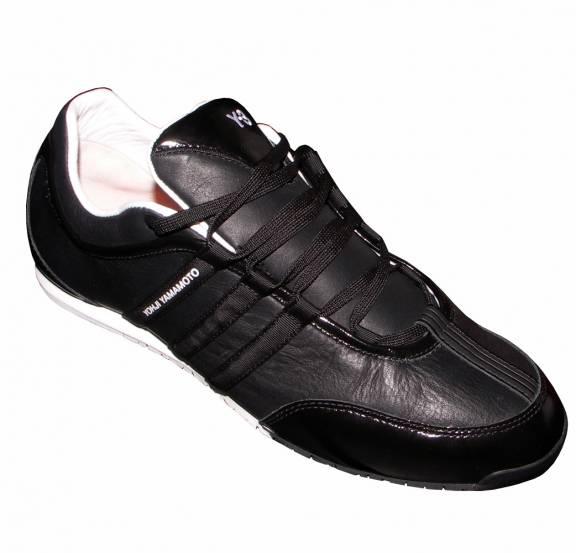 63584fc3940 Y-3 Y3 Black Boxing Classic Trainer - Footwear from DesignerWear2U UK
