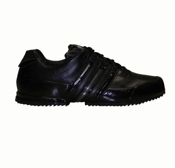 5a339f1b5d08fe Y-3 Y3 Black Sprint Trainer - Footwear from DesignerWear2U UK