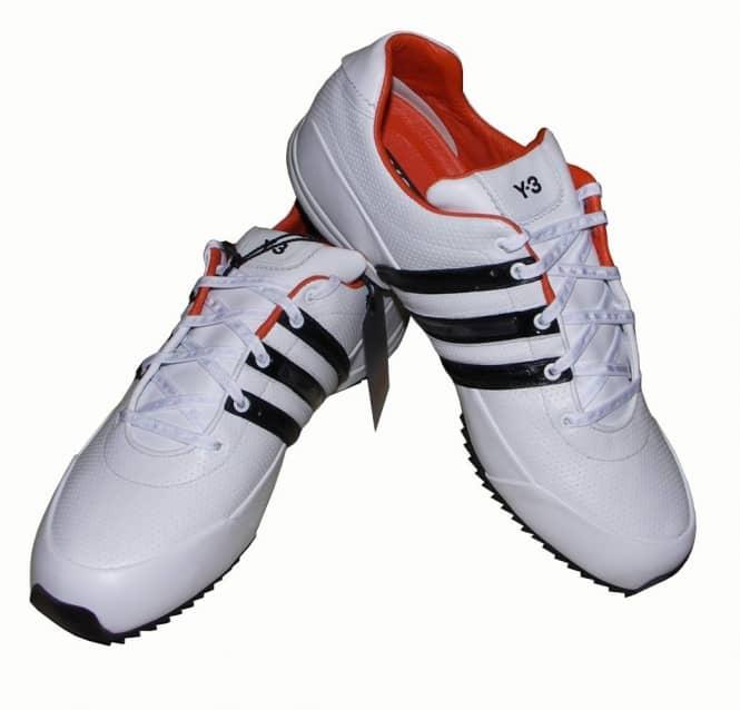 09e559cff3fe Y-3 Y3 White Classic Sprint Trainers - Footwear from DesignerWear2U UK